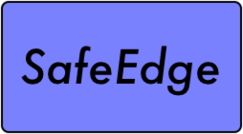 SafeEdge: Public Safety with an Open Muni Network logo